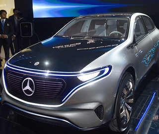 Watch: Concept EQ from Mercedes, a paradigm shift in its class