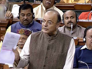 India's GDP growth fastest in last 3 years: FM Jaitley