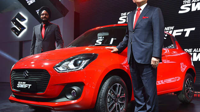 Auto Expo 2018: Maruti Suzuki unevils new Swift, a quick review