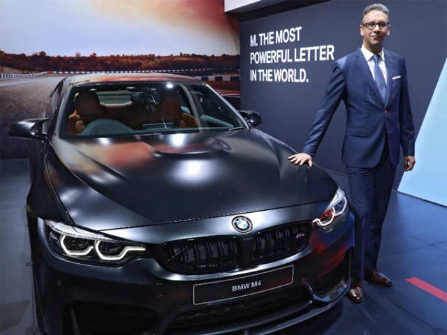 BMW unveils the new M4 coupe worth Rs 1.33 crore at Auto Expo 2018