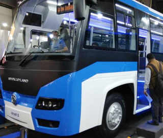 Ashok Leyland's new electric bus may turn focus to battery swapping