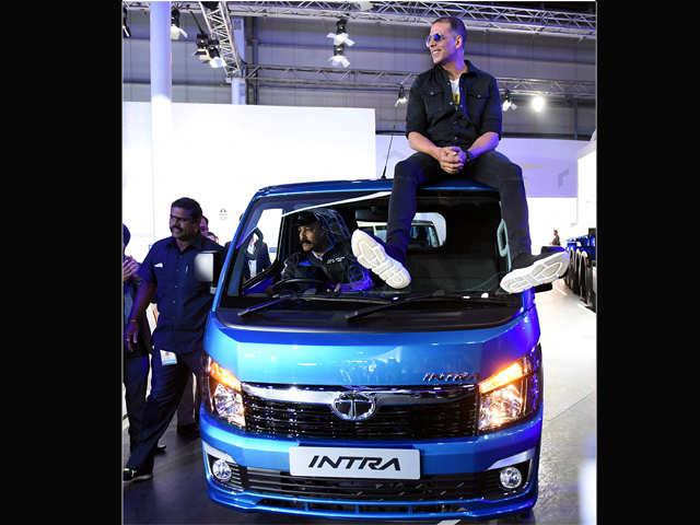 Akshay Kumar - Tata Motors