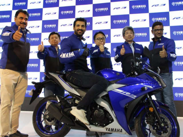 Auto Expo 2018: Yamaha Motor launches all-new YZF-R3at Rs 3.48 lakh