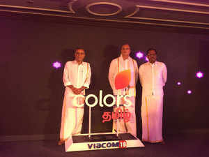 Viacom18: Viacom18 enters Tamil market with launch of Colors Tamil