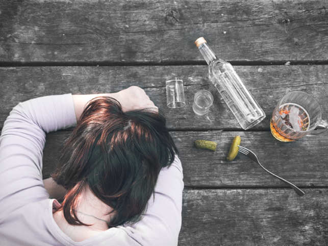 Want to reverse binge drinking effects? Try anti-anxiety drug