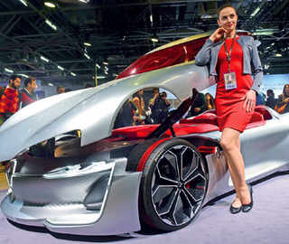 Auto Expo 2018: Do promotional models really help promote the cars?