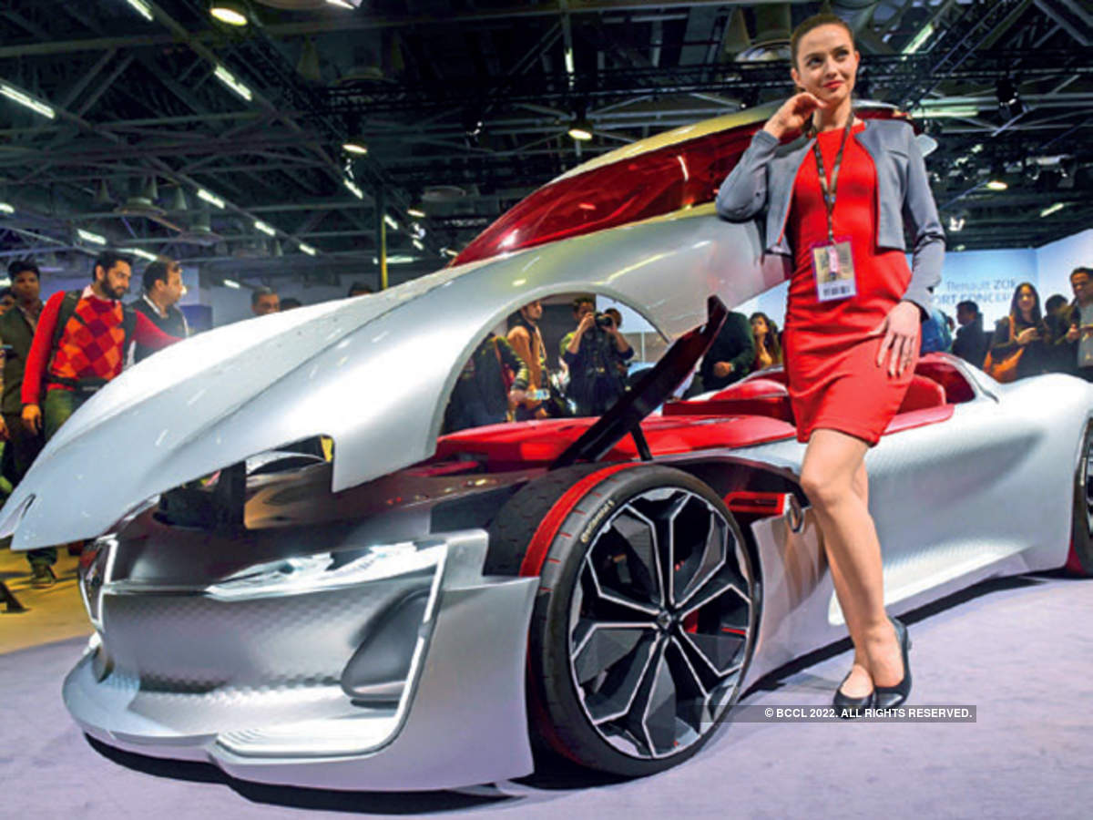 Auto Expo 2018: Auto Expo 2018: Models are deployed to