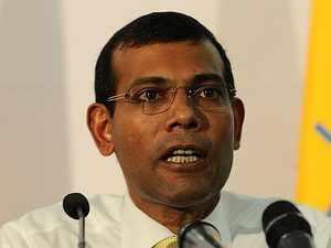 Mohamed Nasheed afp