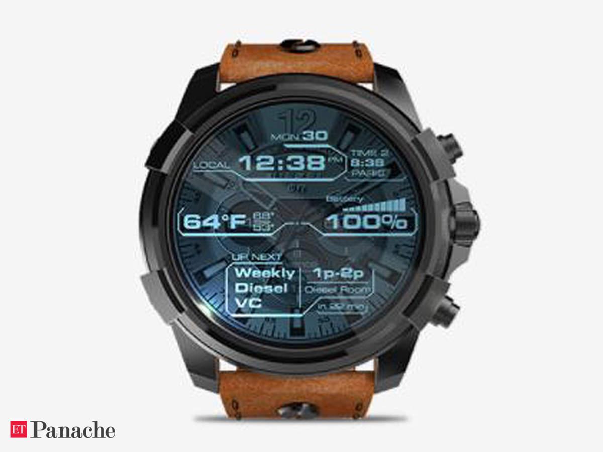 Android Wear dieselon smartwatch: dieselon smartwatch: versatility of
