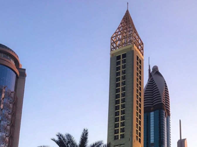 world's tallest hotel: World's tallest hotel set to open ...