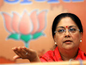 Vasundhara Raje: Farm loans of up to Rs 50K waived in