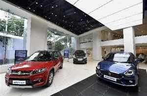 New Delhi: Maruti Suzuki ARENA, the car company's rebranded showroom after its...