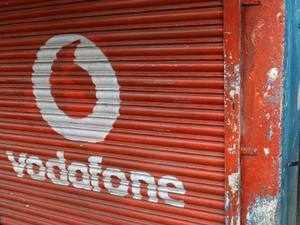 Vodafone-AFP