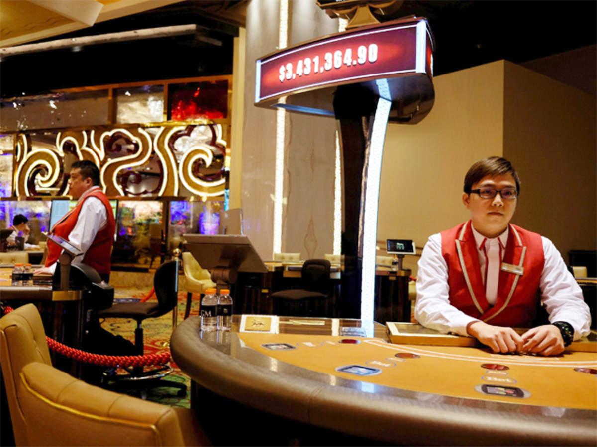 Macau Casino Latest News Videos Photos About Macau Casino The Economic Times