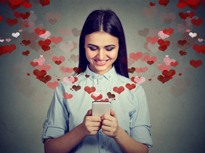The millennial Indian is looking for a match on dating apps and not  matrimonial websites - The Economic Times