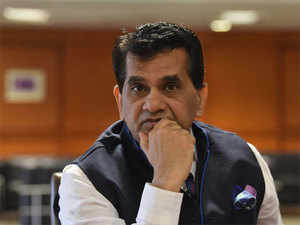 Government to take district hospitals to medical college level: Amitabh Kant
