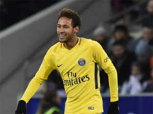 1ea335cffa9 This is it. It s for nights like today that Neymar Jr moved to Paris  Saint-Germain — no shadows