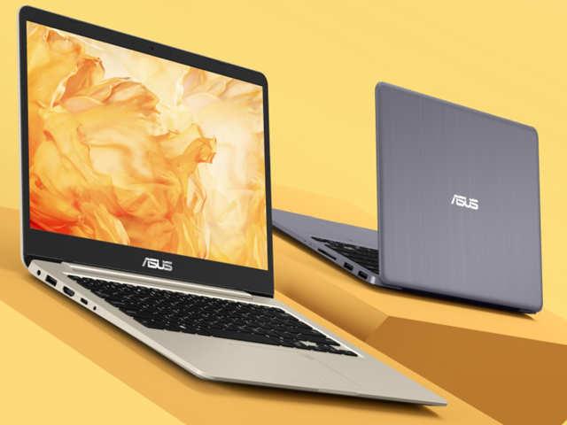 ASUS launchesnew lightweight, 14-inch laptop withslim-bezel 'NanoEdge'display