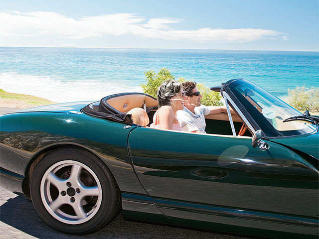 Passion-fuelled travel: Celebrate the entire month of February with your loved one