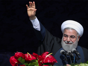 Iranian president to begin his India visit from Hyderabad