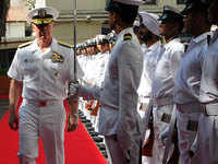 Defence sales at an all-time high with India: PACOM Commander