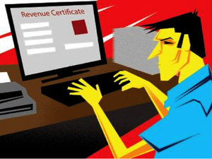 Revenue certificates: You can soon get revenue certificates over the