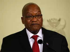 Jacob Zuma Steps Down as South Africa's President