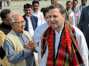 Voting for BJP is nothing less than suicide, Rahul Gandhi tells Tripura voters