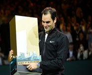 At 36, Roger Federer scales another high