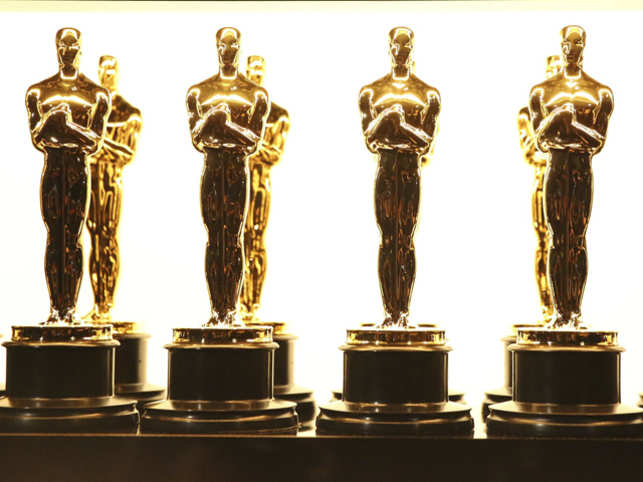 The very first Oscars were held on May 16, 1929. They were only 15 minutes long, watched by only 270 people at the Hollywood Roosevelt Hotel. Guest tickets cost $5 and statuettes were handed out by Academy President Douglas Fairbanks, the first host.  The 90th annual Academy Awards will be hosted by Jimmy Kimmel and will be held on March 4, 2018, at the Dolby Theatre at Hollywood & Highland Center in Hollywood.  Here's a look at memorable shows and Oscar hosts through the years: