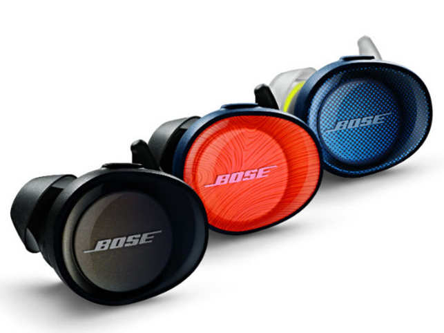 e4f5b7bbc93 Bose SoundsSport Free review: These earbuds are truly portable and wireless