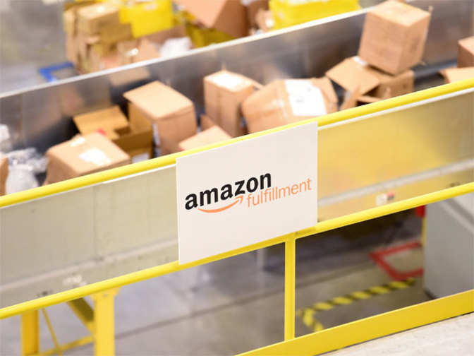 Amazon becomes first foreign ecommerce firm to enter food retail venture in India