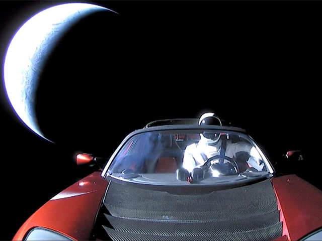 Remember that Tesla Elon Musk shot into space? It may crash back to Earth