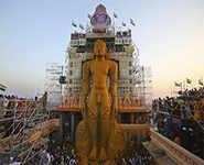 Mahamastakabhisheka spectacle unfolds in K'taka