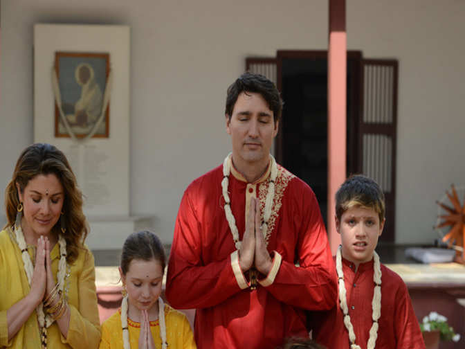 Is New Delhi snubbing Justin Trudeau on his India visit? Some Canadians believe so