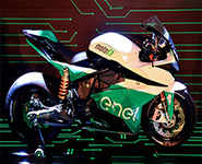 Here's MotoGP's E-bike that will race from 2019