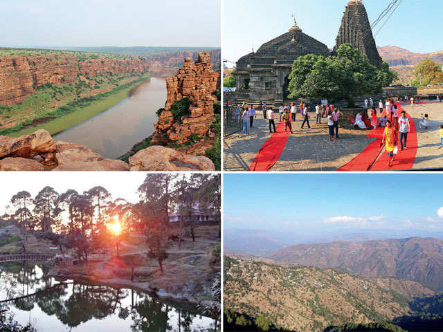 Make the most of your extended weekend: Lansdowne in Uttarakhand or Gandikota in Andhra Pradesh