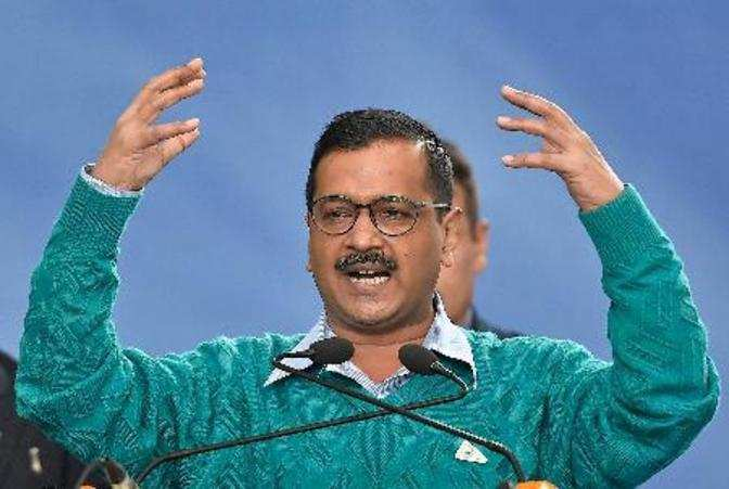 Arvind Kejriwal finds his anti-graft mojo - on Twitter