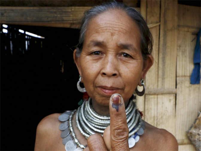 Tripura records 89.8 per cent voter turnout: Election Commission