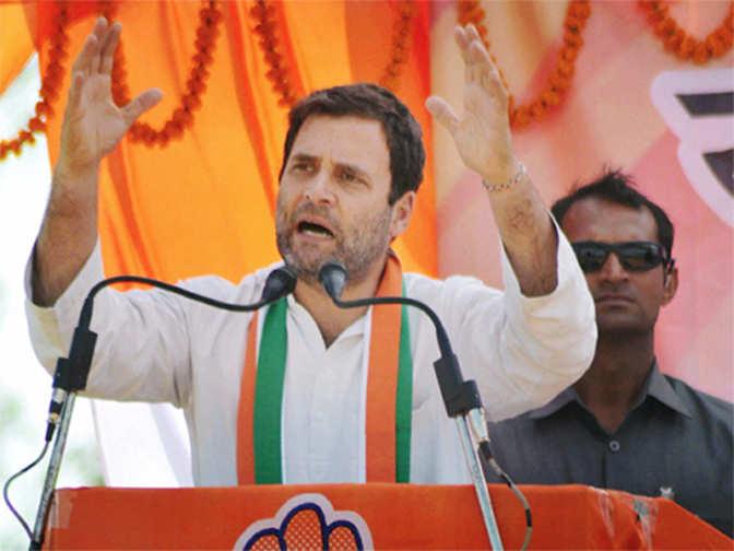 'Saheb's' silence betrays his loyalty: Rahul Gandhi