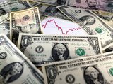 Dollar steadies after hitting 3-year low