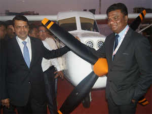 Maharashtra government inks Rs 35,000-crore pact with a pilot to build aircraft