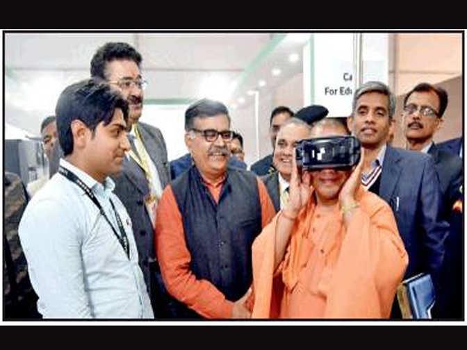 Uttar Pradesh signs 900 MoUs before start of investors' summit