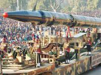 India test fires medium range nuclear capable Agni-II missile