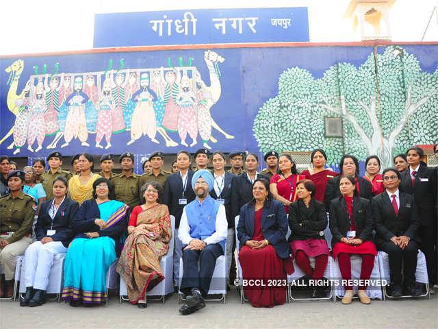First all-women railway station