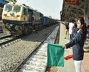 All-women crew to operate train station in Jaipur