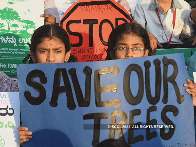 Karnataka proposes to amend Trees act; citizen groups slam the move