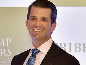 Exclusive: Rapid fire with Donald Trump Jr