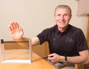 Record-holder Sergey Bubka says sport is a unifier, has the power to bring people together