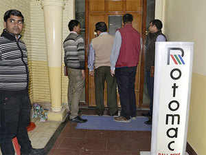 Rotomac loan turned NPA in FY16; made full provision: Bank of India
